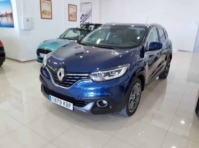 renault kadjar 2017 zen energy dci 81kw 110cv 5p diesel azul. Black Bedroom Furniture Sets. Home Design Ideas