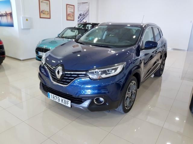Renault Kadjar  Zen Energy Dci 81kw 110cv 5p. de ocasión en Málaga - Foto 1
