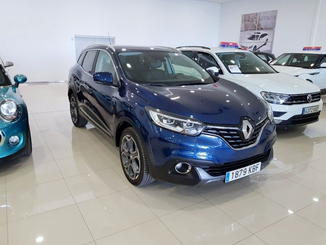 Renault Kadjar  Zen Energy Dci 81kw 110cv 5p. de ocasión en Málaga - Foto 2