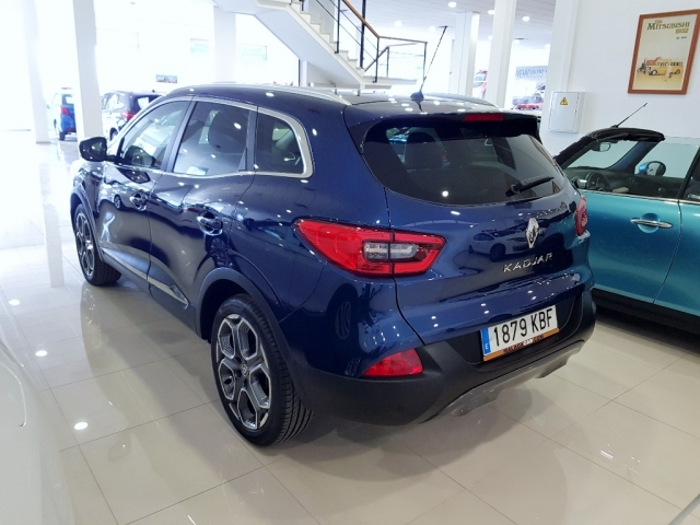 Renault Kadjar  Zen Energy Dci 81kw 110cv 5p. de ocasión en Málaga - Foto 3