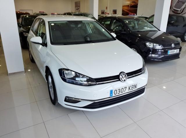 Volkswagen Golf  Advance 1.0 Tsi 81kw 110cv Dsg 5p. de ocasión en Málaga - Foto 2