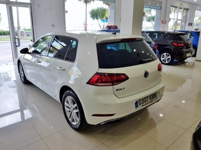 Volkswagen Golf  Advance 1.0 Tsi 81kw 110cv Dsg 5p. de ocasión en Málaga - Foto 4