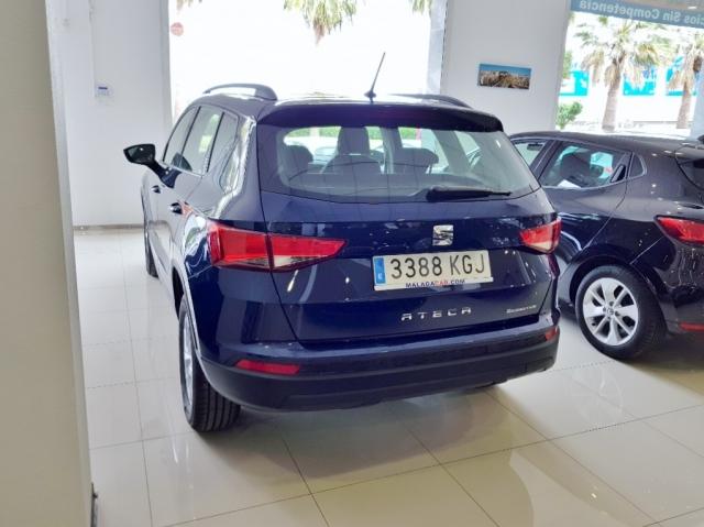 Seat Ateca  1.6 Tdi 85kw Stsp Reference Busines Eco 5p. de ocasión en Málaga - Foto 3