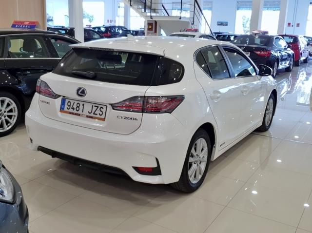 Lexus Ct  200h Hybrid 5p. de ocasión en Málaga - Foto 3