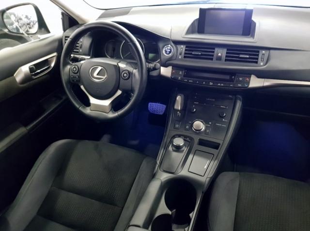 Lexus Ct  200h Hybrid 5p. de ocasión en Málaga - Foto 6