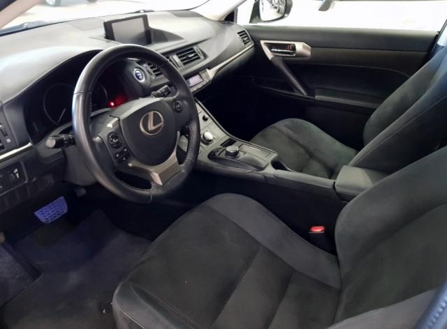 Lexus Ct  200h Hybrid 5p. de ocasión en Málaga - Foto 8
