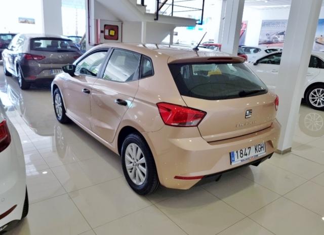 Seat Ibiza  1.0 Ecotsi 95cv Reference Plus 5p. de ocasión en Málaga - Foto 4