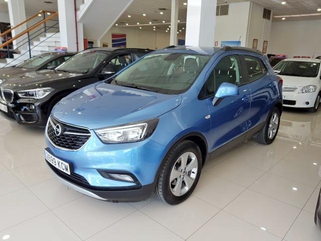 Opel Mokka X  1.4 T 103kw 140cv 4x2 Ss Selective 5p. de ocasión en Málaga - Foto 1