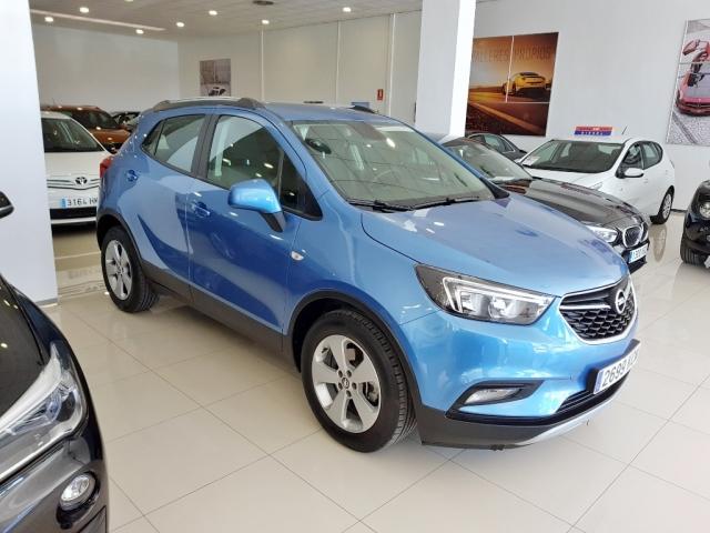 Opel Mokka X  1.4 T 103kw 140cv 4x2 Ss Selective 5p. de ocasión en Málaga - Foto 2