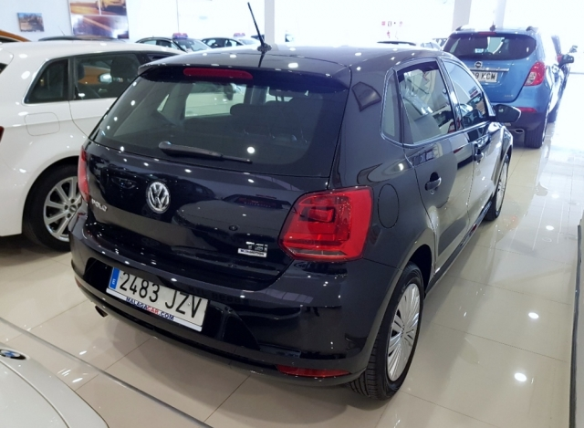 Volkswagen Polo  Advance 1.2 Tsi 66kw 90cv Bmt Dsg 5p. de ocasión en Málaga - Foto 4