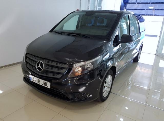Mercedes-benz Vito  114 Cdi Extralarga 4p. de ocasión en Málaga - Foto 1
