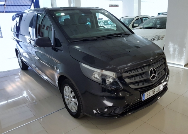 Mercedes-benz Vito  114 Cdi Extralarga 4p. de ocasión en Málaga - Foto 2