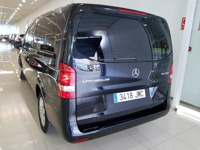 Mercedes-benz Vito  114 Cdi Extralarga 4p. de ocasión en Málaga - Foto 4