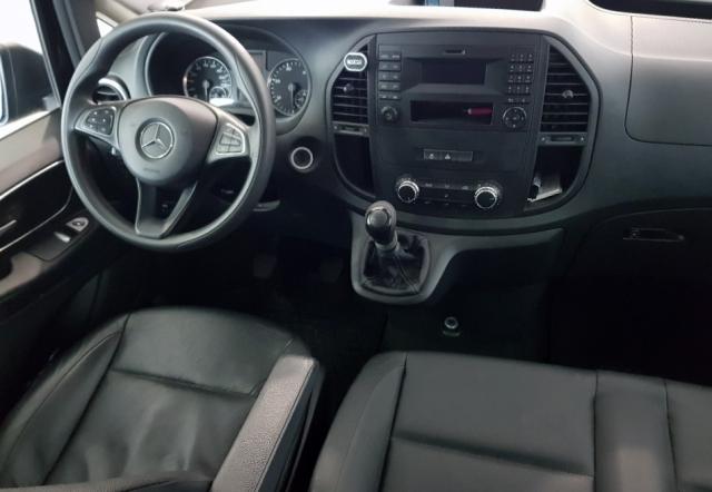 Mercedes-benz Vito  114 Cdi Extralarga 4p. de ocasión en Málaga - Foto 7