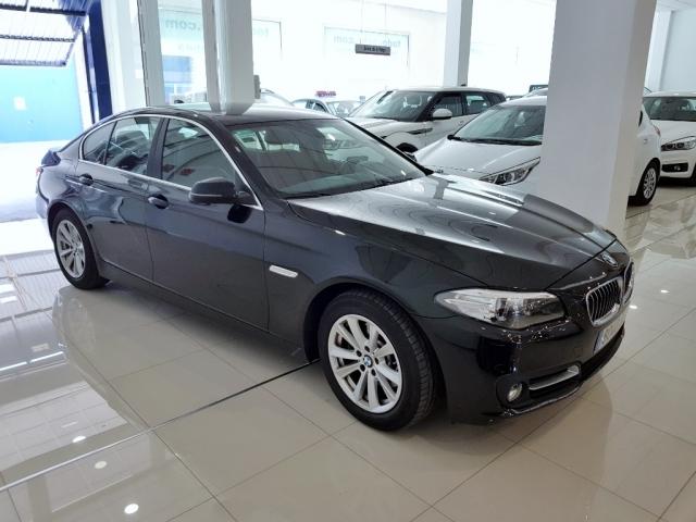 BMW SERIE 5  520d 4p. de segunda Mano en Málaga