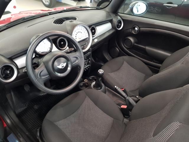 Mini   One Cabrio 98 Cv de ocasión en Málaga - Foto 7