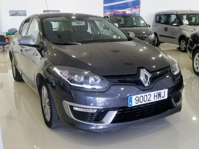 Renault Megane  Gt Style Energy Dci 110 Ss Eco2 5p. de ocasión en Málaga - Foto 1