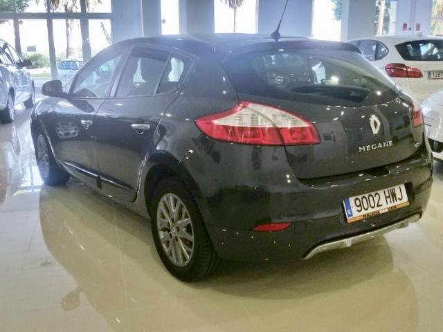 Renault Megane  Gt Style Energy Dci 110 Ss Eco2 5p. de ocasión en Málaga - Foto 3