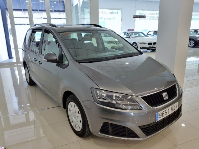 SEAT ALHAMBRA  2.0 TDI 140 CV EEcomotive Reference 5p. for sale in Malaga - Image 1