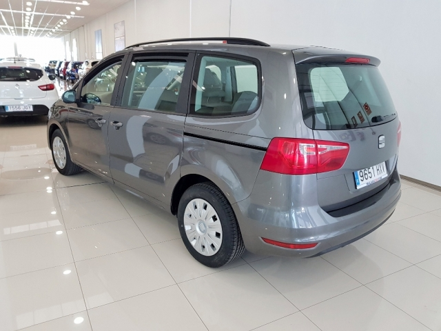 SEAT ALHAMBRA  2.0 TDI 140 CV EEcomotive Reference 5p. for sale in Malaga - Image 3