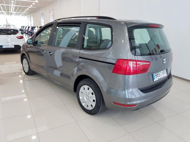 Seat Alhambra  2.0 Tdi 140 Cv Eecomotive Reference 5p. de ocasión en Málaga - Foto 3
