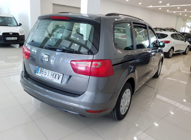 SEAT ALHAMBRA  2.0 TDI 140 CV EEcomotive Reference 5p. for sale in Malaga - Image 4