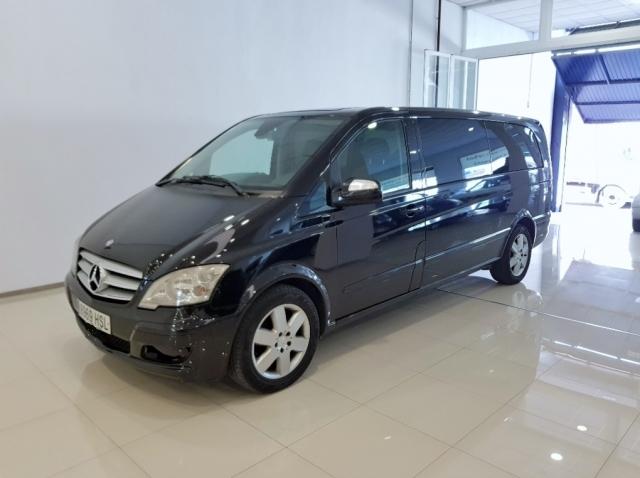 Mercedes-benz Viano  3.0cdi Trend  de ocasión en Málaga - Foto 1