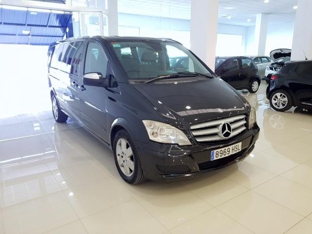Mercedes-benz Viano  3.0cdi Trend  de ocasión en Málaga - Foto 2