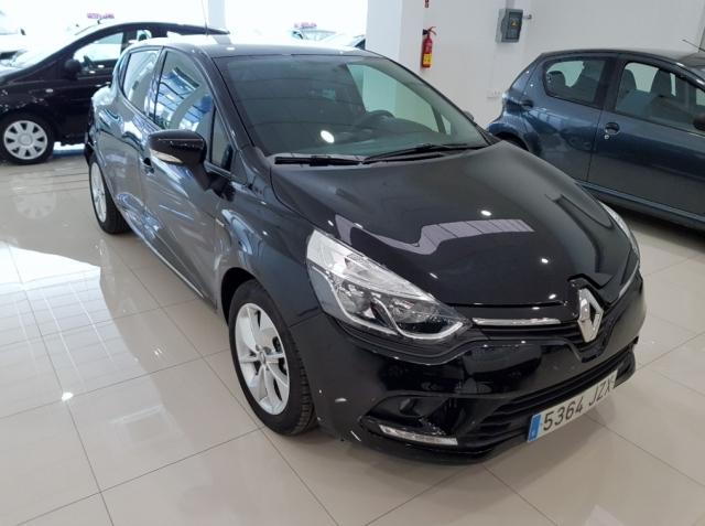RENAULT CLIO  Limited TCe 90 5p. de segunda Mano en Málaga