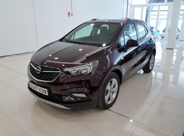 OPEL MOKKA X  1.4 T 103kW 140CV 4X2 Selective Auto 5p. de segunda Mano en Málaga