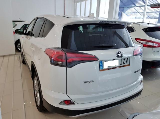 Toyota Rav4 Rav 4 Advance de ocasión en Málaga - Foto 4
