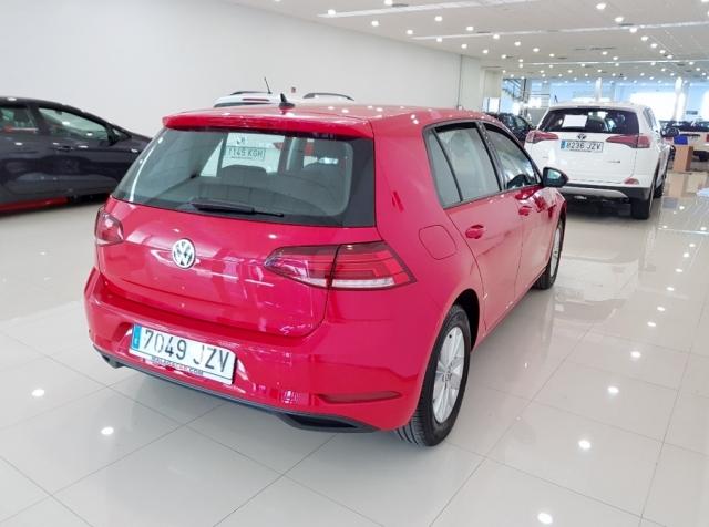 Volkswagen Golf  Edition 1.0 Tsi 81kw 110cv 5p. de ocasión en Málaga - Foto 3