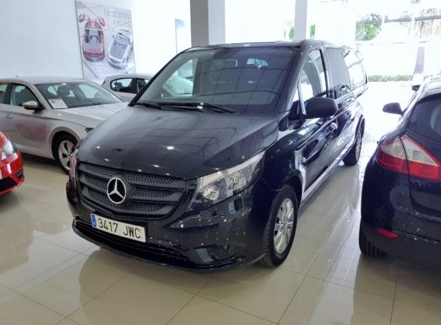 Mercedes-benz Vito  114 Bt Tourer Pro Extralarga 4p. de ocasión en Málaga - Foto 1