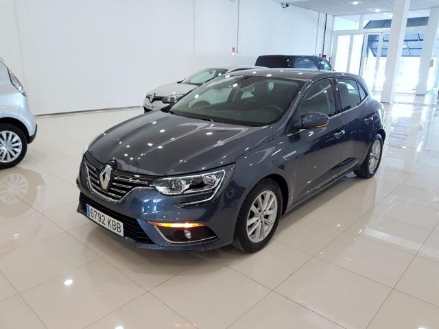 Renault Megane Mégane Zen Tce 97kw 130cv Edc 5p. de ocasión en Málaga - Foto 1