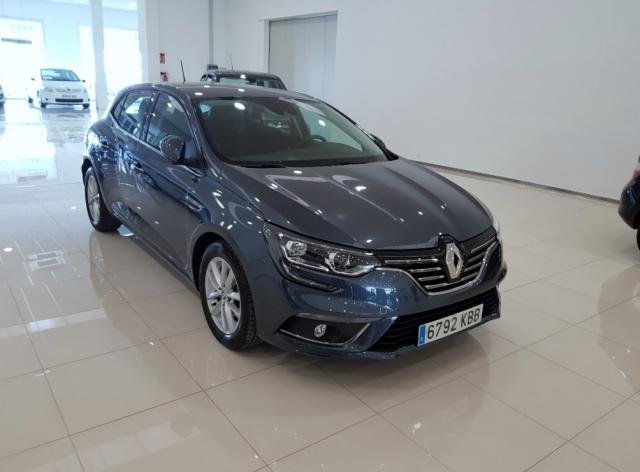 Renault Megane Mégane Zen Tce 97kw 130cv Edc 5p. de ocasión en Málaga - Foto 2
