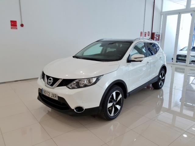 Used Nissan cars in Malaga - MalagaCar.com Second-hand