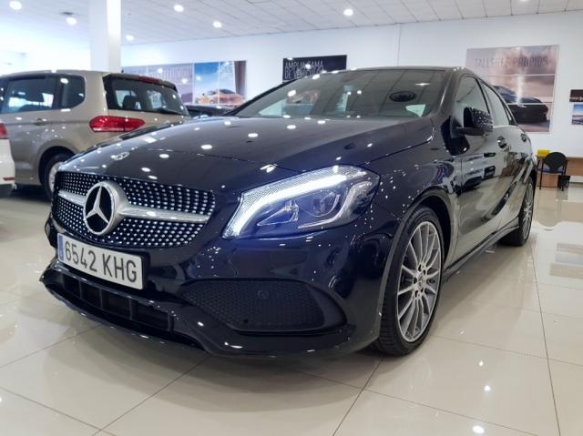 Mercedes Benz Clase A 2018 A 200 Cdi Blueefficiency Urban