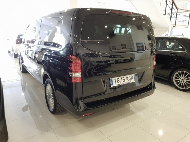 MERCEDES BENZ V200CDI  for sale in Malaga - Image 4