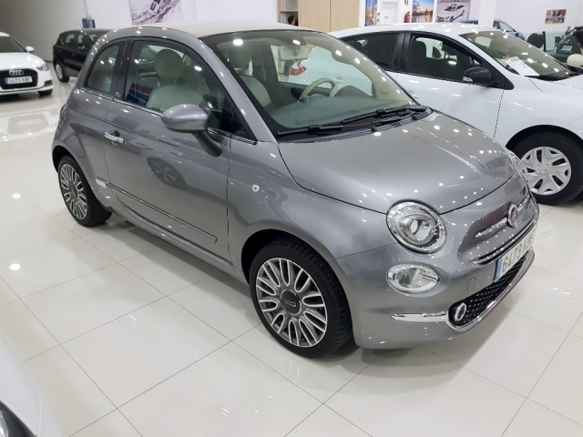 FIAT 500C  1.2 8v 51kW 69CV Lounge 2p. for sale in Malaga - Image 1