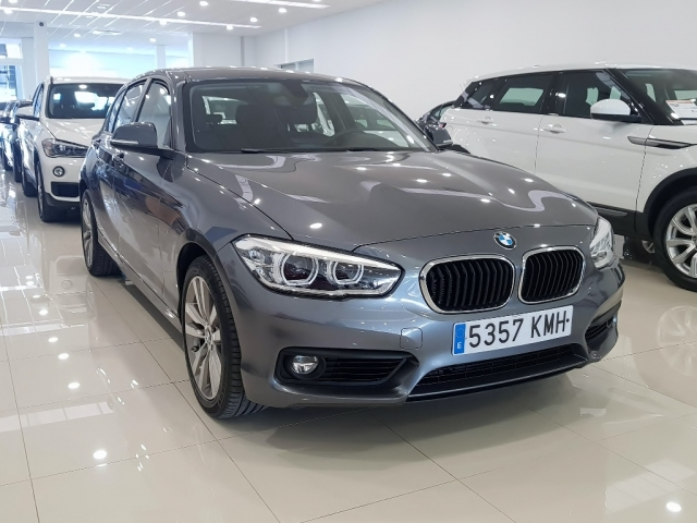 BMW SERIE 1  118i 5p. de ocasión en Málaga - Foto 1