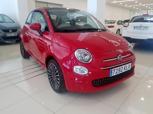 Fiat 500 2018 1 2 8v 69 Cv Lounge 3p 10 400 12 664km