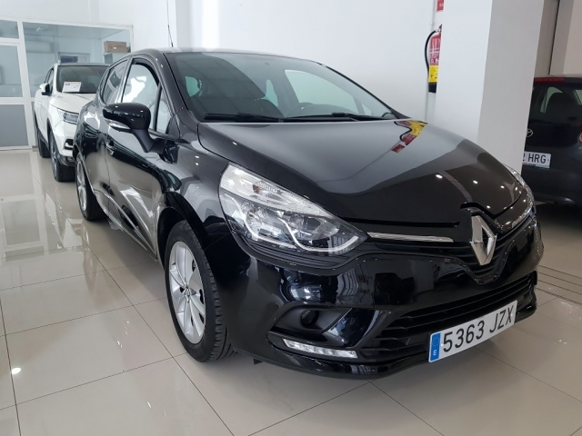 Renault Clio 2017 Limited Tce 66kw 90cv 5p 9 100 28