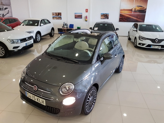 FIAT 500C  1.2 8v 51kW 69CV Lounge 2p. for sale in Malaga - Image 11