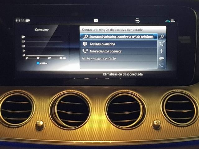 MERCEDES BENZ CLASE E  E 220 CDI Blue Efficiency 4p. for sale in Malaga - Image 12