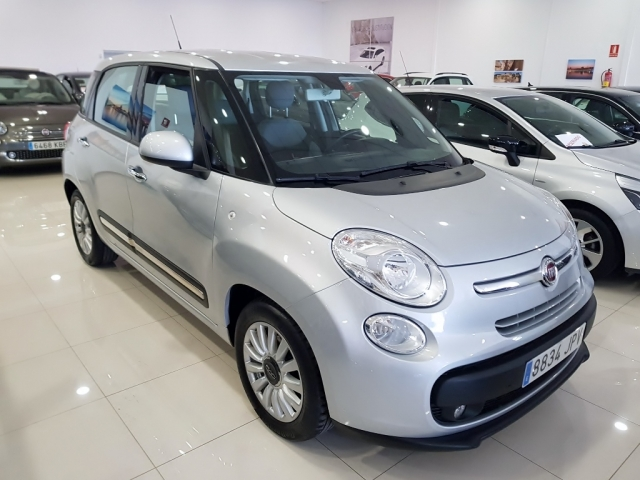 FIAT 500L  Pop Star 1.3 16v Multijet 70kW 95CV SS 5p. used car in Malaga