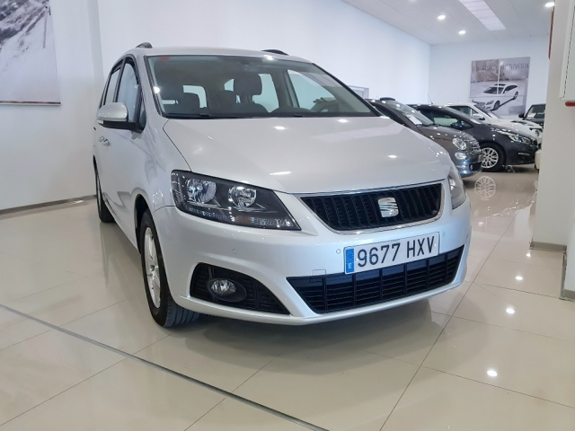 SEAT ALHAMBRA  2.0 TDI 140 CV Ecomotive Style DSG 5p. for sale in Malaga - Image 1