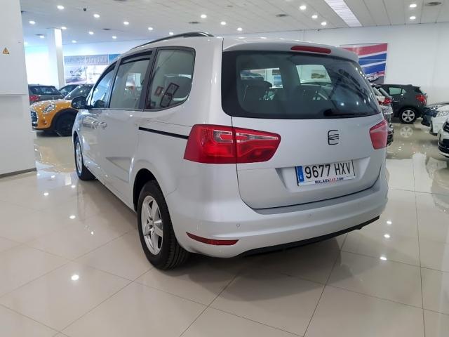 SEAT ALHAMBRA  2.0 TDI 140 CV Ecomotive Style DSG 5p. de ocasión en Málaga - Foto 3