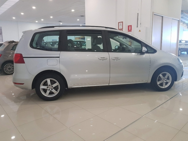 SEAT ALHAMBRA  2.0 TDI 140 CV Ecomotive Style DSG 5p. for sale in Malaga - Image 4