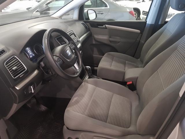 SEAT ALHAMBRA  2.0 TDI 140 CV Ecomotive Style DSG 5p. de ocasión en Málaga - Foto 8