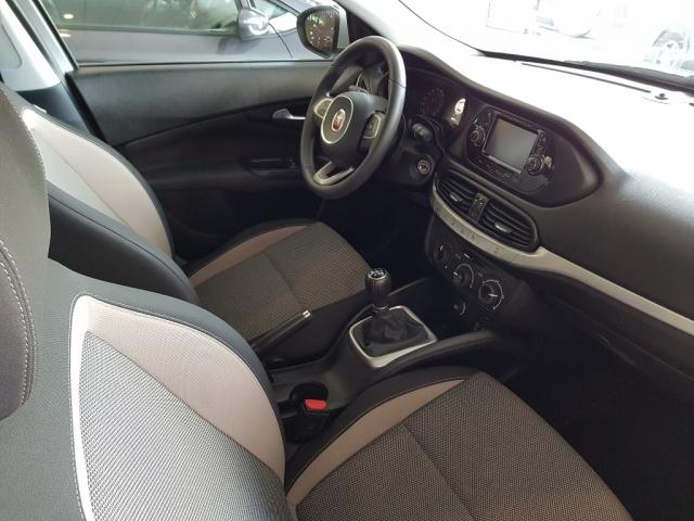FIAT TIPO  1.3 Easy 70kW 95CV diesel Multijet II 4p. for sale in Malaga - Image 7
